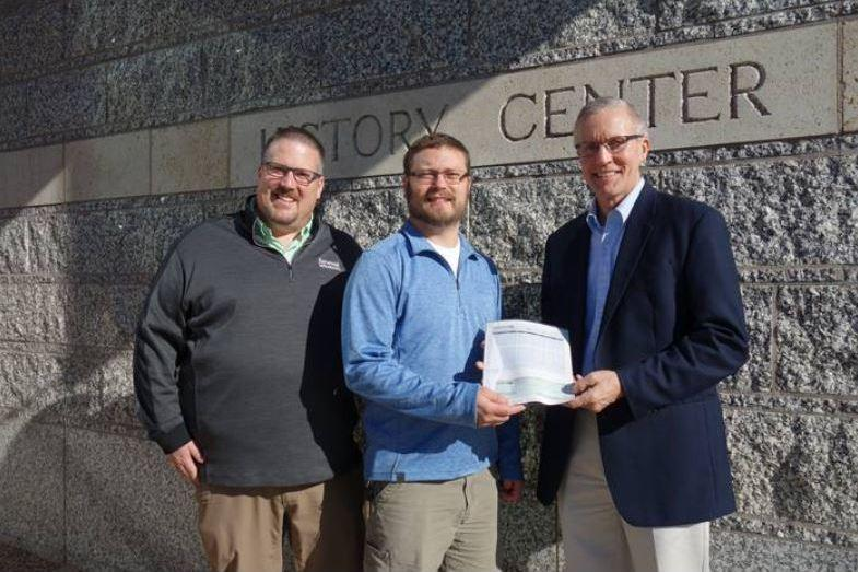 Fort Snelling Donation