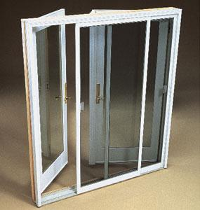 Gliding Door Insect Screen