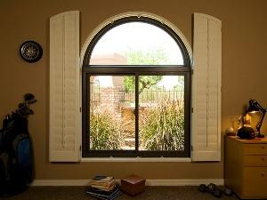 Arizona Kids Bedroom Specialty window
