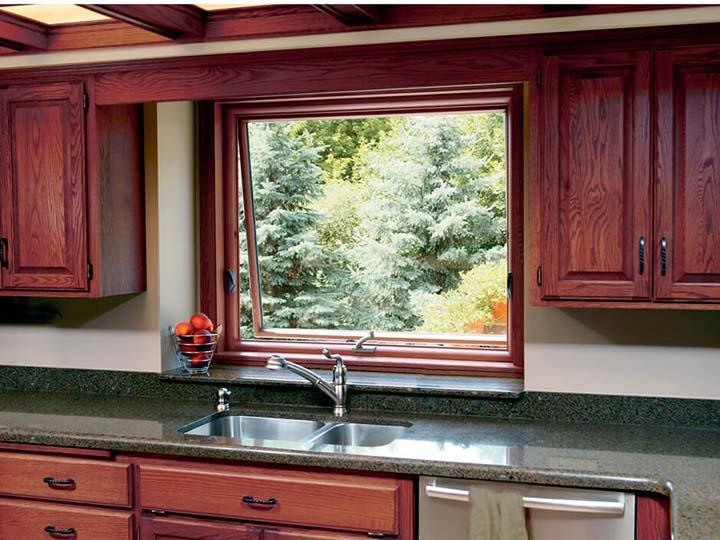 Awning windows let in light and fresh air while protecting your indoor sills, even when it's raining. Combined with another window style, Renewal buy Andersen awning replacement windows offer endless possibilities for your home improvement project.