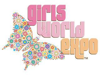 Girls World Expo logo